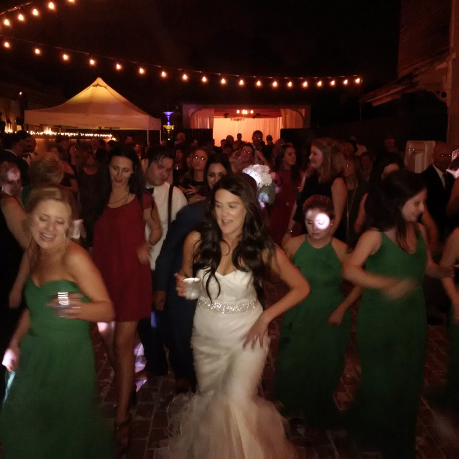 Wedding Reception Party Corporate Event Dj Rates In Louisiana